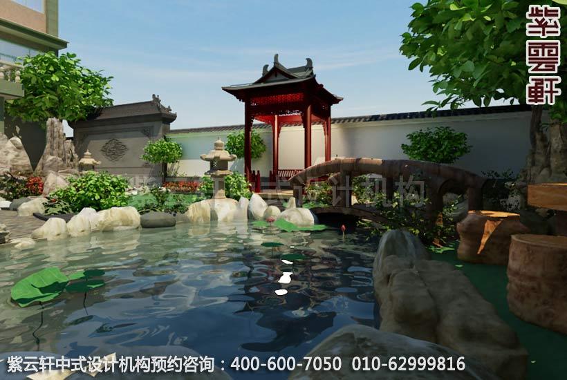 中式古典庭院园林设计赏析