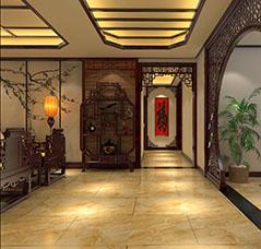 古典中式装修禅意设计刘宅 一个静心、静情的理想之地