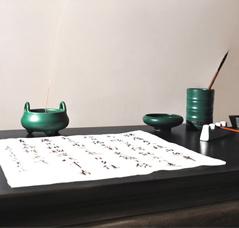 中式设计空间传统香文化 参禅悟道,香是舟,将有形变无形