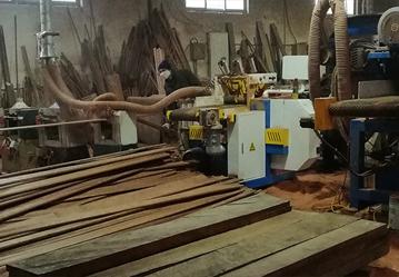 精工细作-木工车间—开料实拍