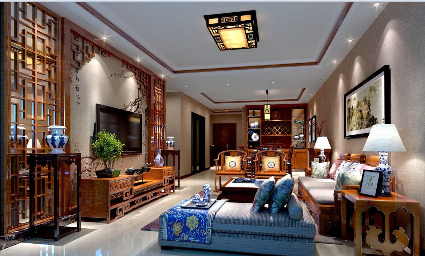 如何选择合适的灯饰才能装点出温馨大气的中式装修别墅