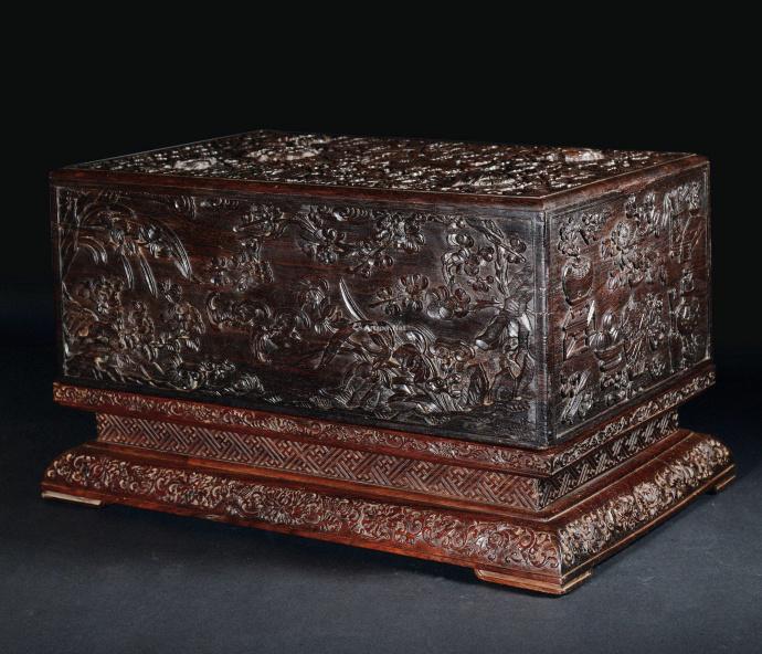 乾隆时期古典红木家具的五个特点