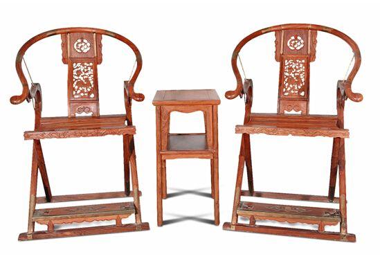 传统红木家具中椅子都有哪些种类