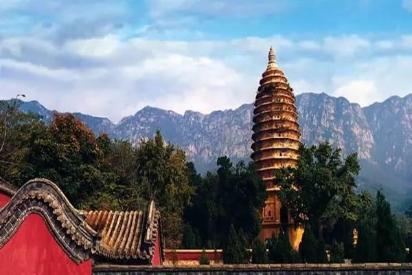 中国25座著名古塔