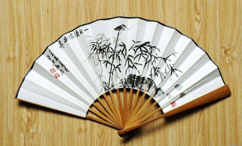 传统工艺扇子的起源与发展_紫云轩中式装修设计机构