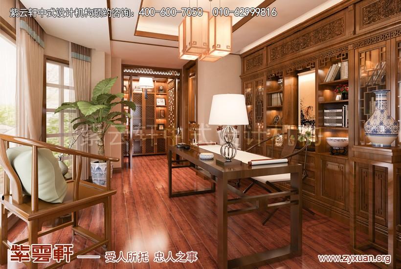 镇江简约现代中式装修设计--90平小户型豪华装修实景图