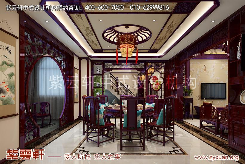 广东佛山别墅现代中式设计风格,繁华不惊尊贵尽显
