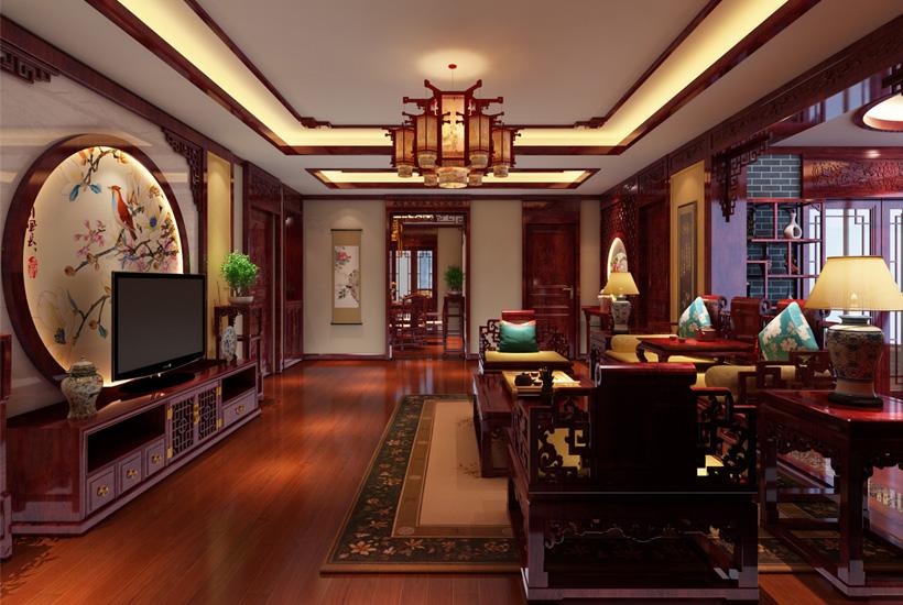 山西晋城现代中式风格设计案例 约之阁阁椓之橐橐