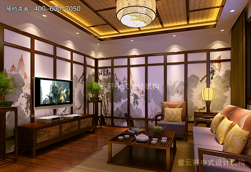 复古装修的主要特点 复古装修效果图赏析_紫云轩中式