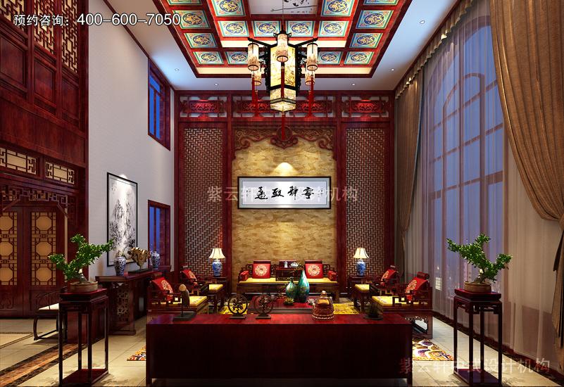 透过复古风格装修图片 了解更多中式美学