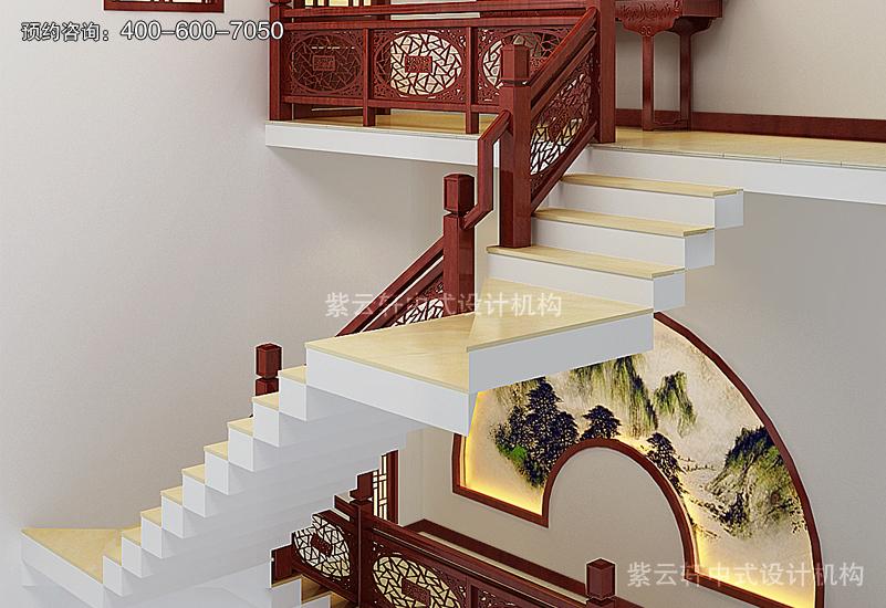 复古风格装修图片发扬了风雅颂源头文化精神