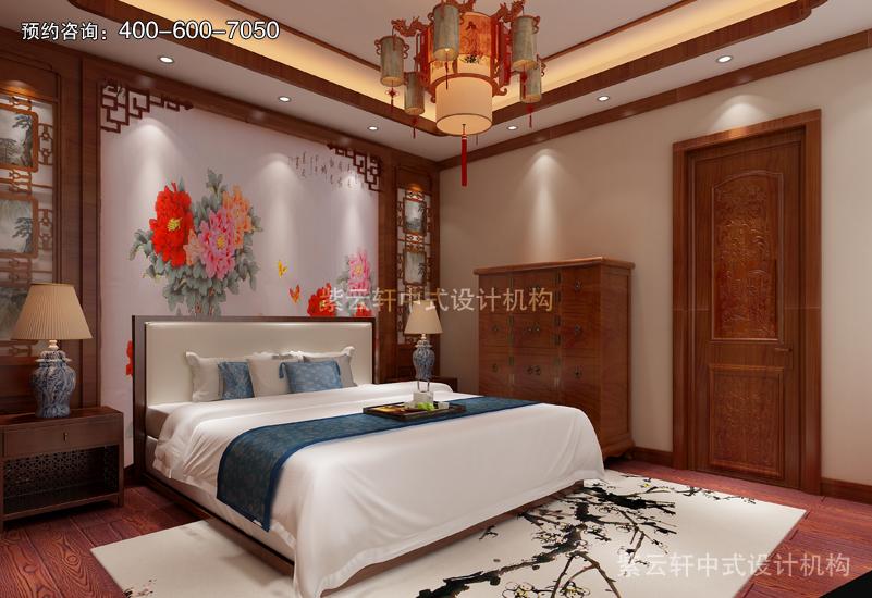 复古装修效果图提升中式居家舒适感_紫云轩中式装修