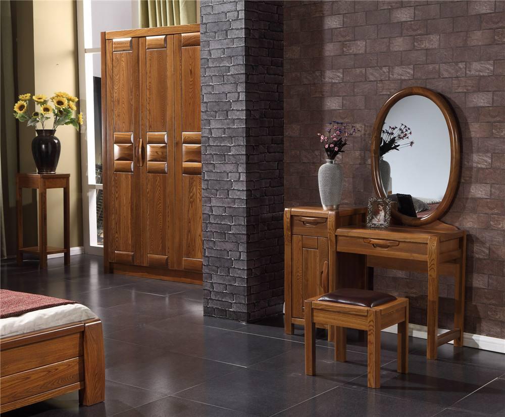 中式风格梳妆台,打造古典美人居室