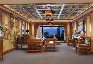 复古风格装修图片享有一种古典清雅的中式风情