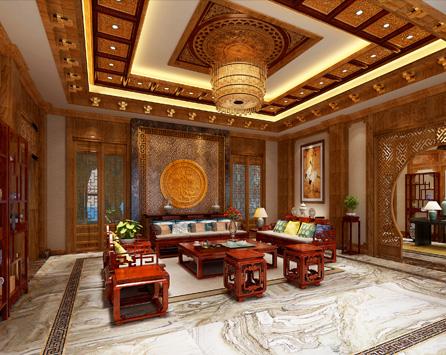 古典中式风格装修如何设计 奢华贵气且不失古韵