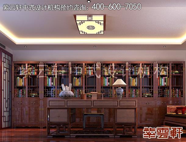 北京古典中式装修别墅,传统文化下的古雅大气生活