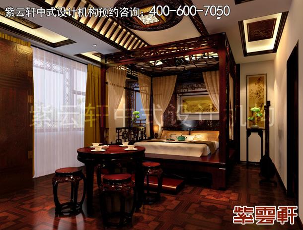 福建泉州独栋别墅,古典中式设计的完美呈现_紫云轩