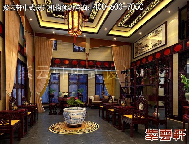 中堂门厅设计