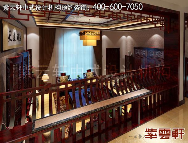 古典中式别墅餐厅设计
