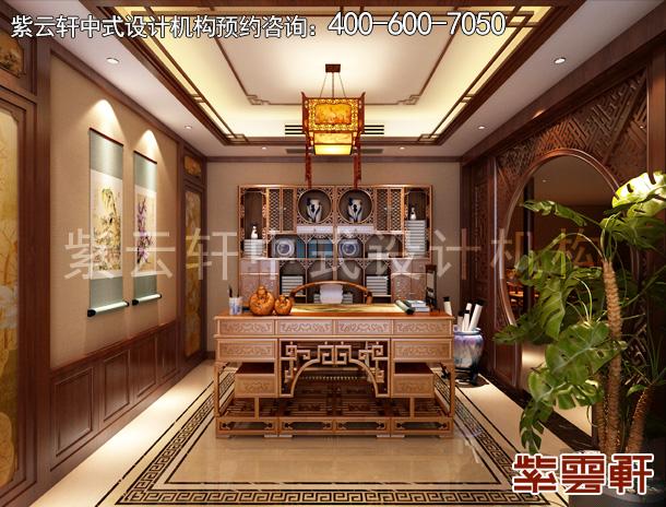 南京纯古典中式别墅设计:六朝古都有余韵