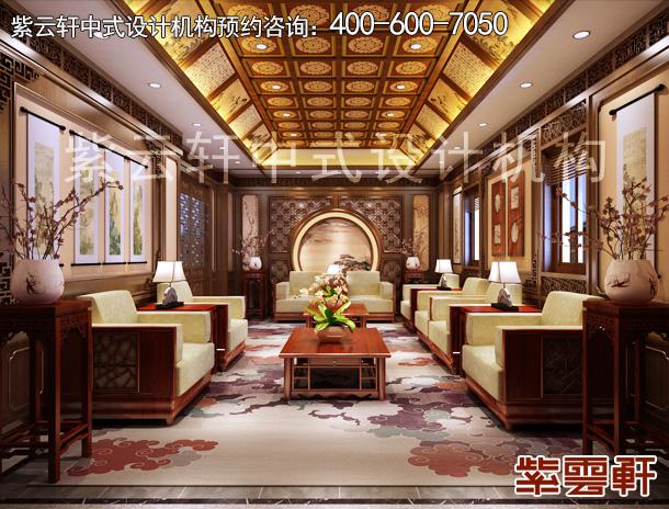 江苏南京古典中式别墅,刻骨铭心的中式情怀