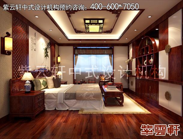 平层卧室设计