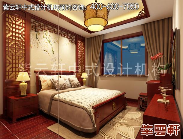 别墅卧室装修实景图