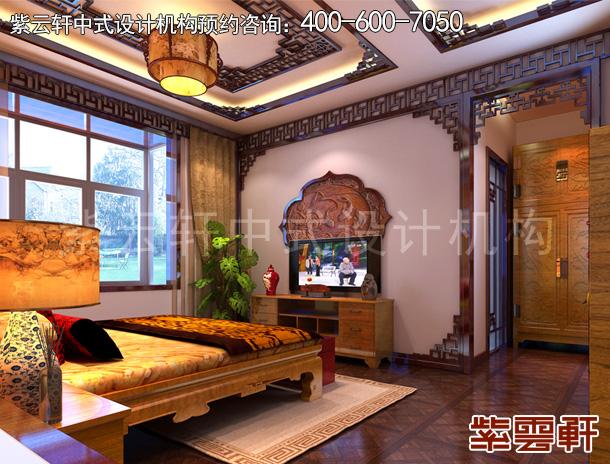 山西临汾房子装修古典新中式设计赏析 整洁典雅 精致含蓄