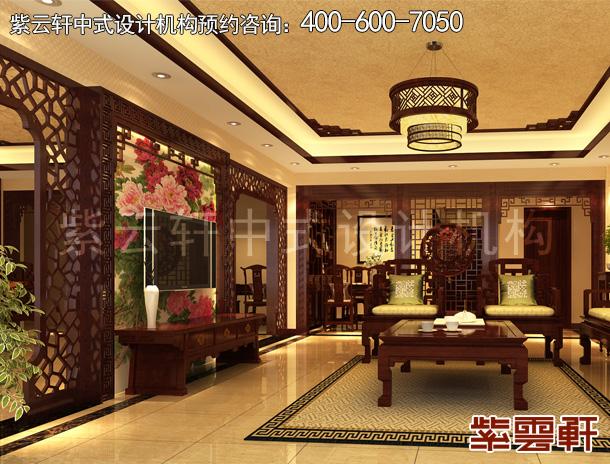 四川精品住宅古典中式设计效果图 演绎温馨惬意的雅致生活