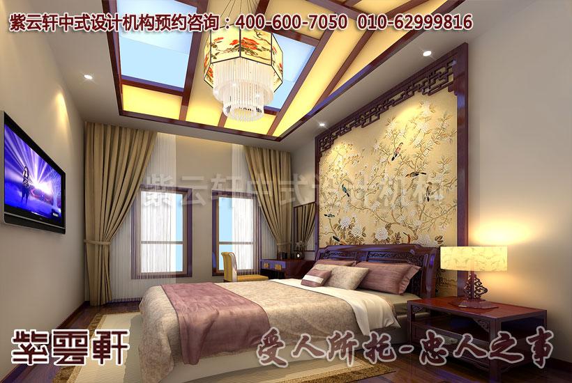 卧室豪华装修效果图