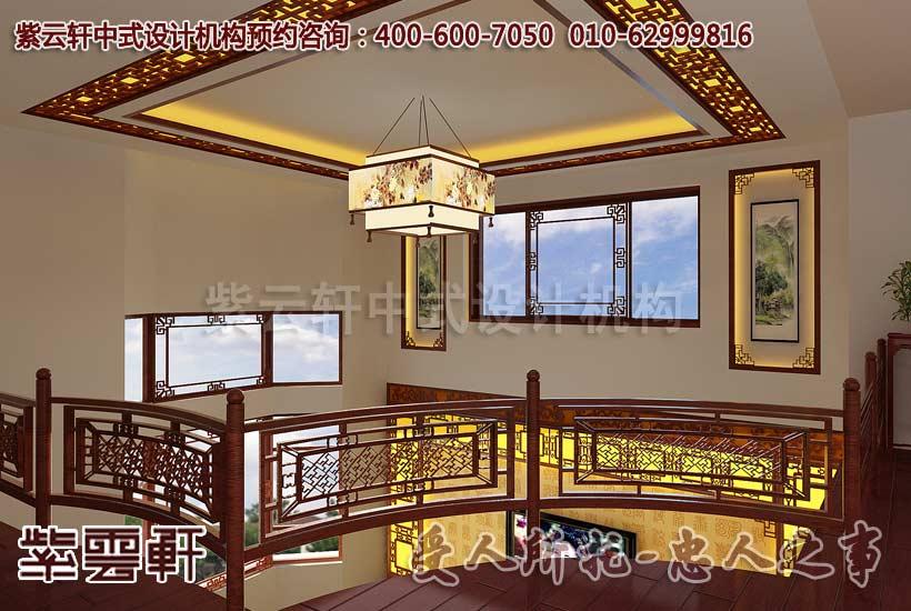 楼梯间豪华装修实景图
