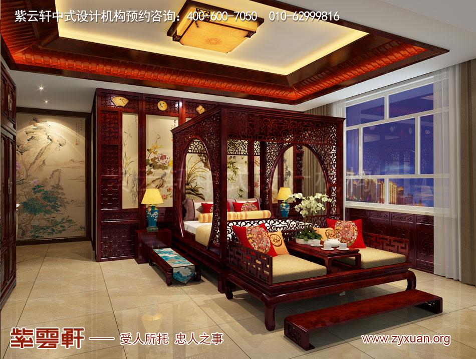 董事长休息室现代中式风格装修效果图