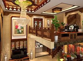 红木家具与地板的搭配