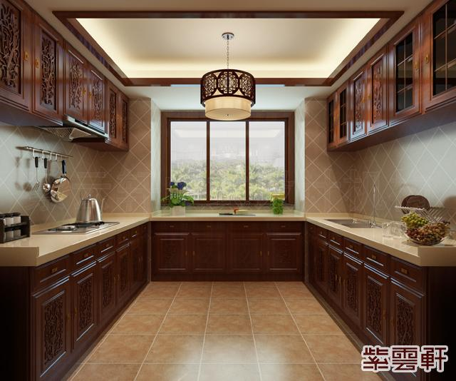 唯有美食与爱不可辜负——有美有爱的中式厨房
