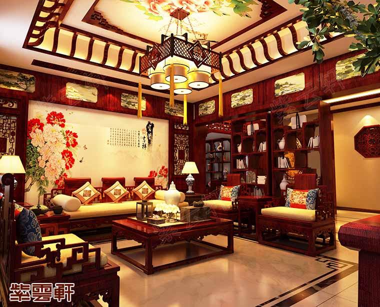 中式博古架