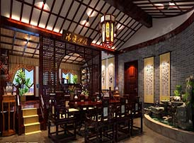 中式茶室——宁静致远,诗意栖居