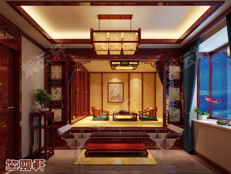 中式暖阁装修