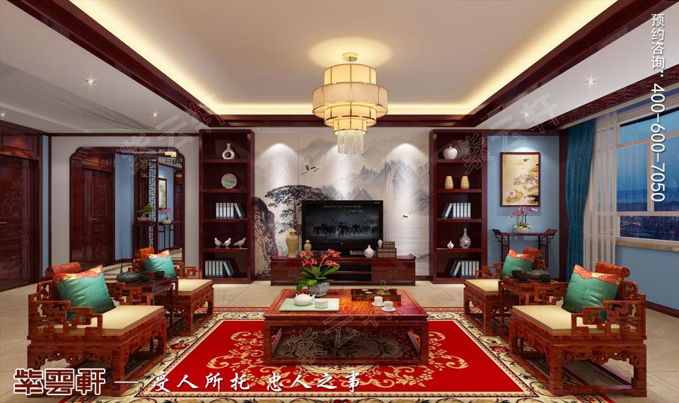 宜古宜今的中式客厅,看一眼便心神向往!