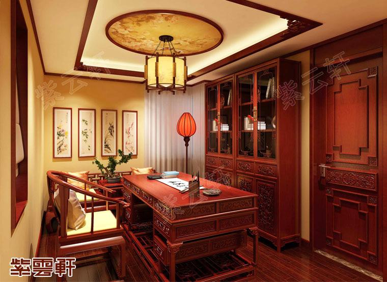 儒雅的中式书房,写意的精神世界