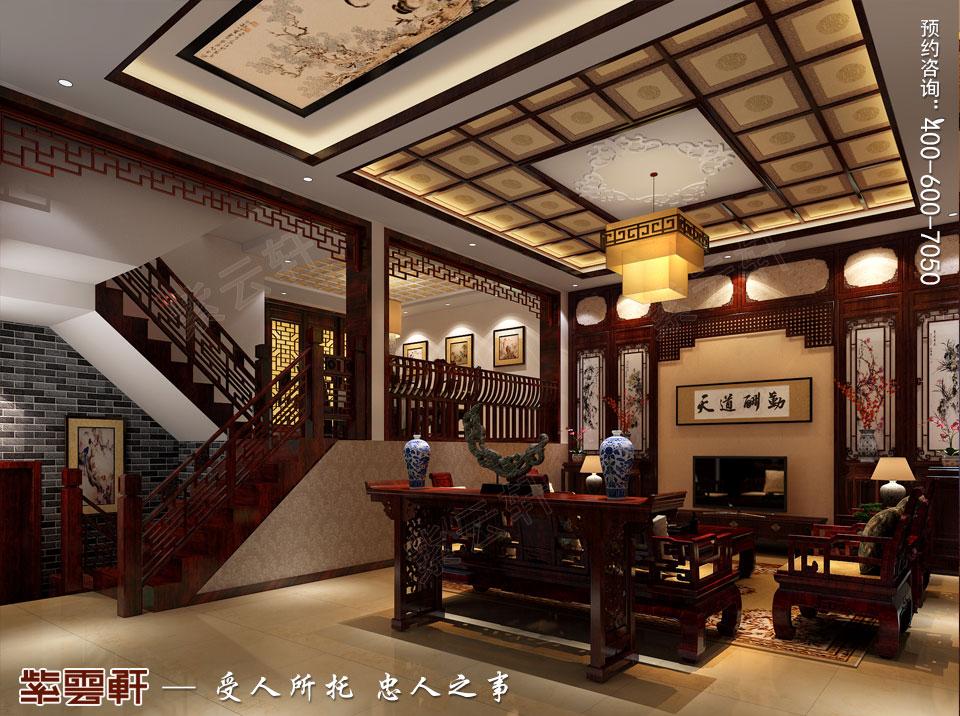 古韵十足的中式家装,一见倾心!