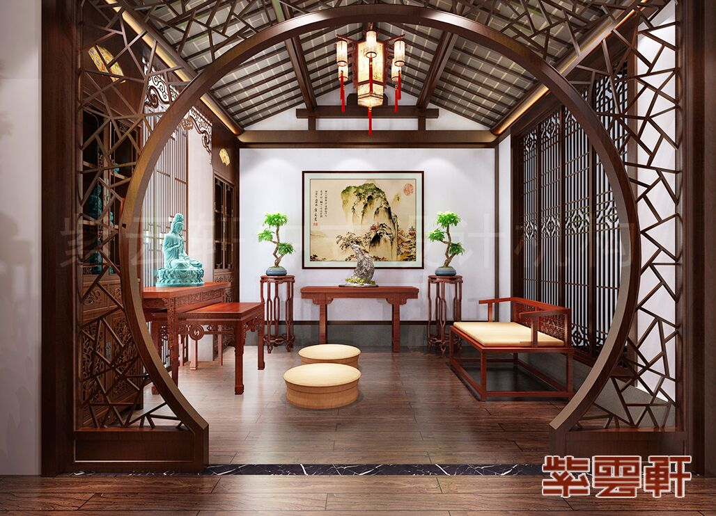 中式佛堂装修