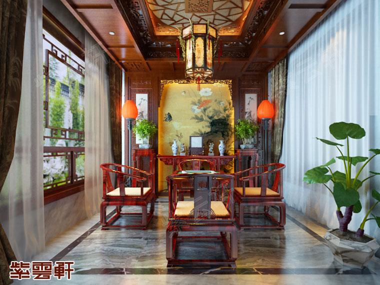 晴窗细乳戏分茶——中式茶室 尽享悠然