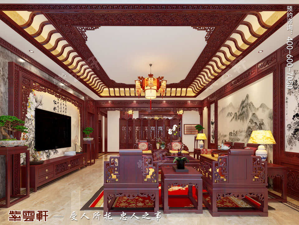 徜徉在诗意中的中式文化,书香阵阵,茶烟袅袅