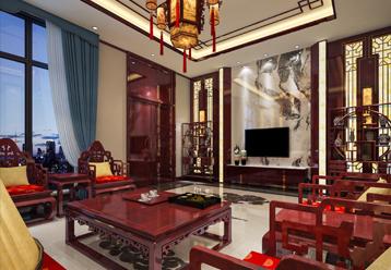 现代中式风格装修中的古典雅韵
