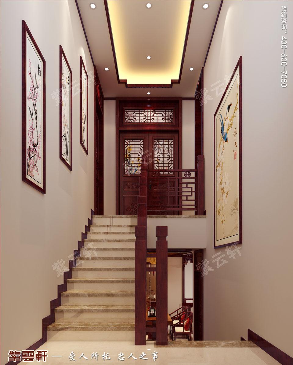楼梯简约古典中式效果图.jpg