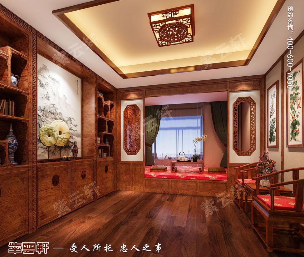 暖阁古典中式装饰图片