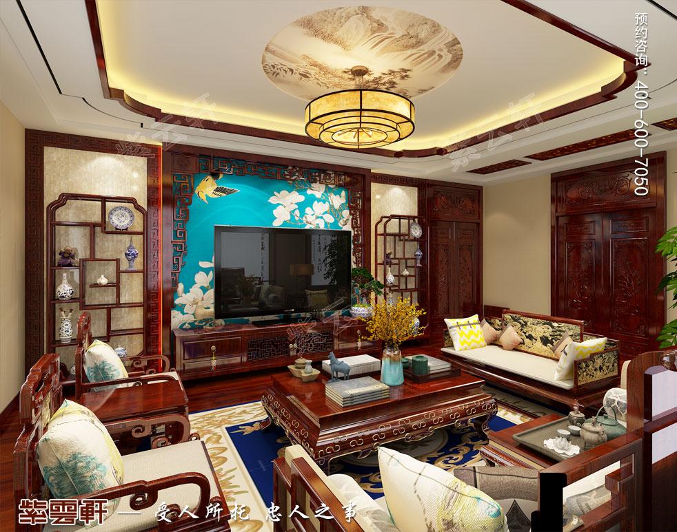 澳門银河国际官方网站客厅中式装饰图片.jpg
