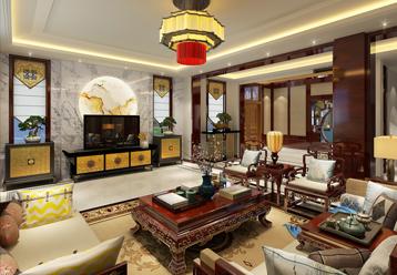 中式设计中书房的装修注意事项
