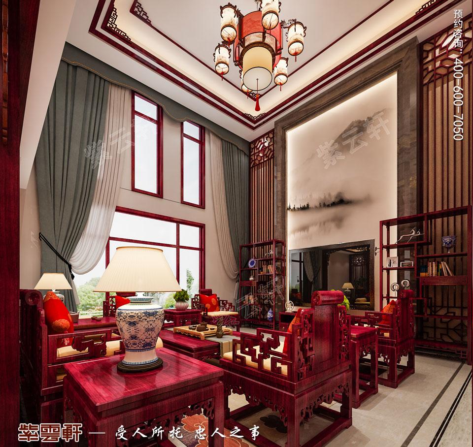 中式中堂装饰图片