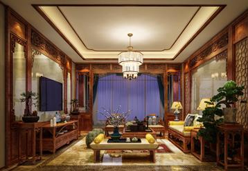 中式中堂装饰的美令人心动